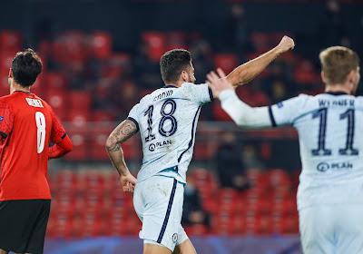 🎥  Indrukwekkende Olivier Giroud scoort vier keer tegen Sevilla in de Champions League