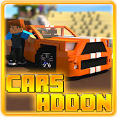 Cars Addon for Minecraft 0.16+