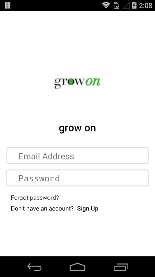 Grow On- screenshot