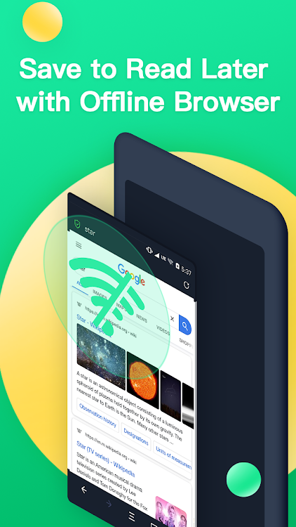 Nox Browser - Fast & Safe Web Browser, Privacy – (Android