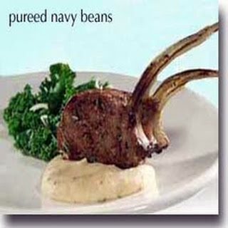 Pureed Navy Beans