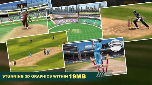 Cricket Lite 3D: World Cricket Bash 4.1.2 screenshots 1