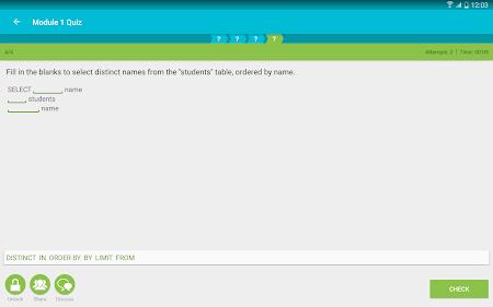 Learn SQL 3.0.3 screenshot 262658