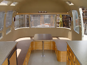 Photo: Another Airstream renovation by Craig Dorsey