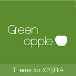 Green Apple Theme Icon