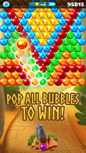 Egypt Pop Bubble Shooter screenshot 12