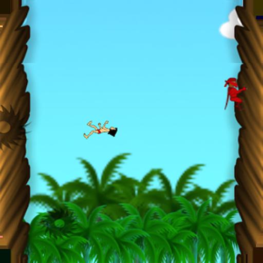 Mowgli Jungle Run 休閒 App LOGO-硬是要APP