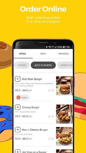 elmenus - Discover & Order food 3.15.5 screenshots 2