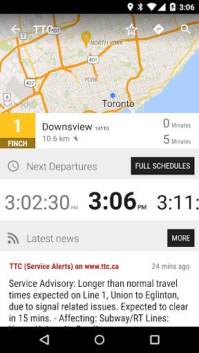Toronto TTC Subway - MonTransit ss2