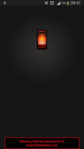 White Torche FlashLight