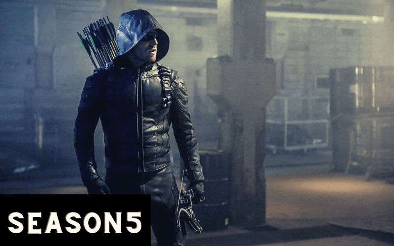 Index of Arrow Season 5