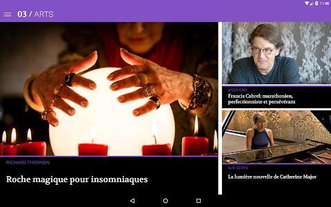 Le Nouvelliste screenshot 7