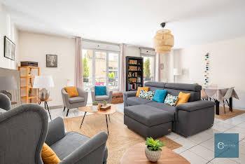 Appartement 5 pièces 115,34 m2