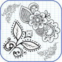 How To Draw Easy Henna Tattoos icon