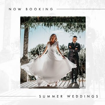 Summer Wedding Booking - Wedding Template