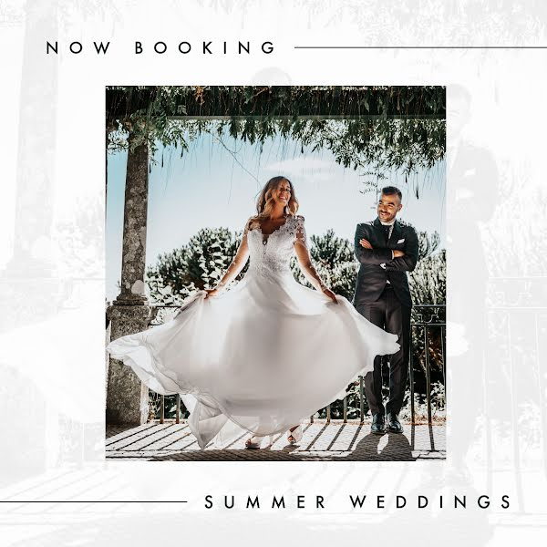 Summer Wedding Booking - Wedding Template