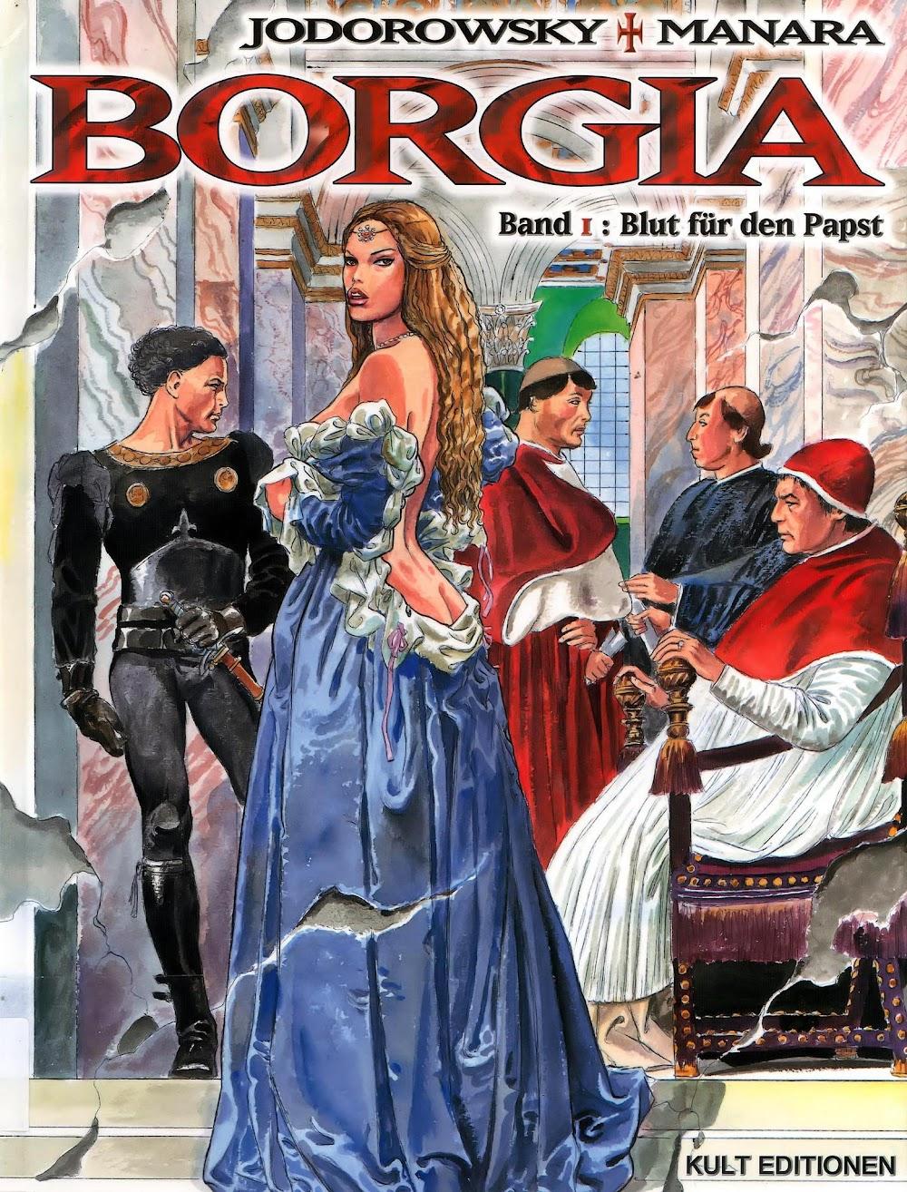 Borgia (2006) - komplett