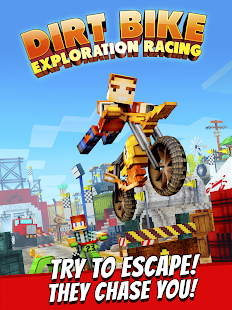 Dirt Bike Exploration Racing- screenshot thumbnail