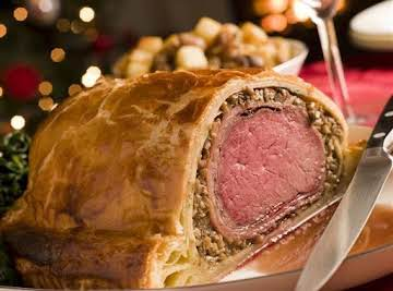 Beef Wellington recipe from Gordon Ramsay