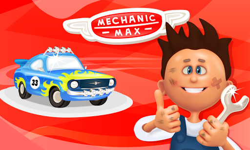 Mechanic Max - Kids Game 1.26 screenshots 1
