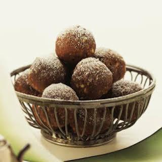 Low-Carb Chocolate Rum Balls.
