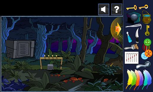 Kavi 15-Parrot Escape Game - náhled