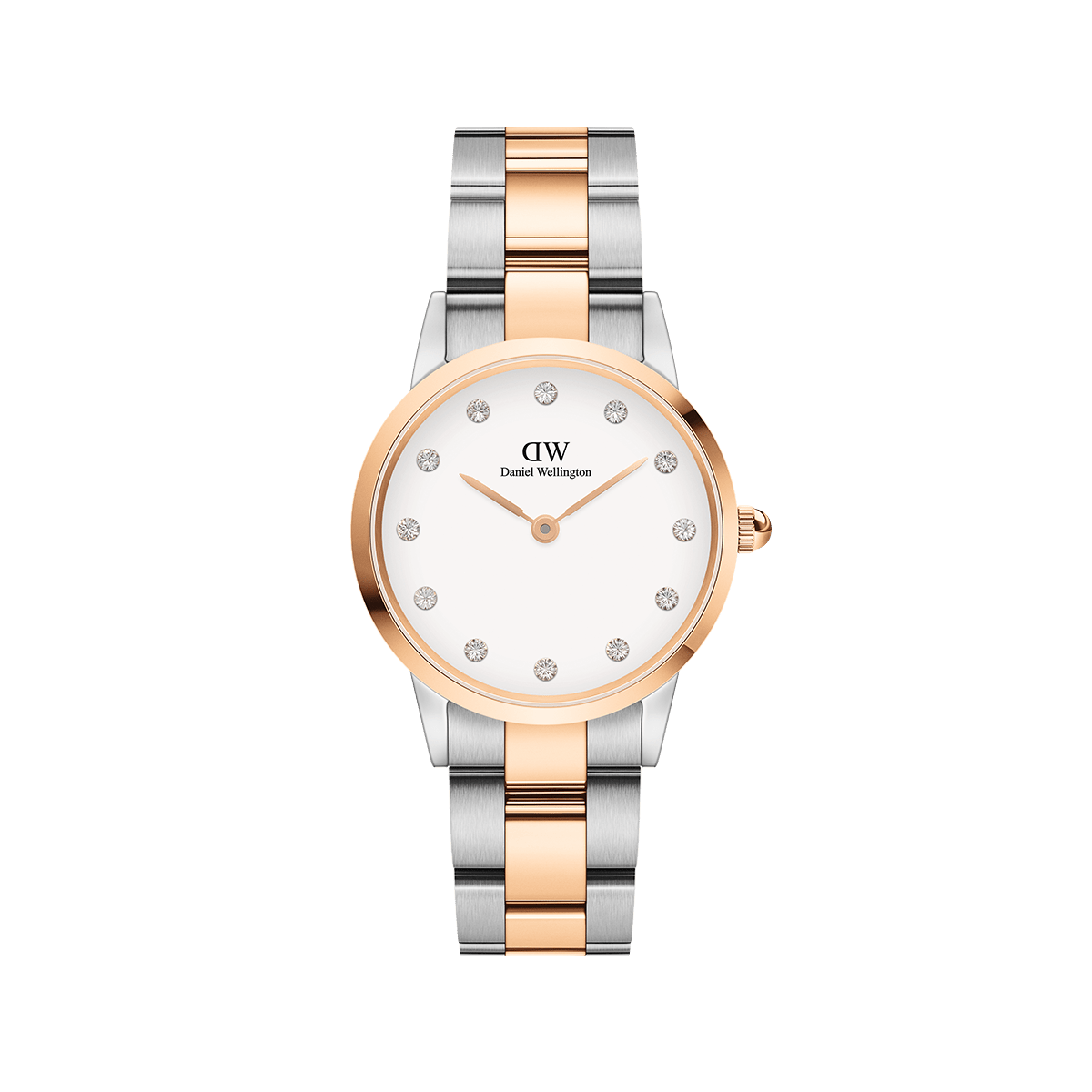 Iconic Link Lumine 28 Rose Gold / Silver White
