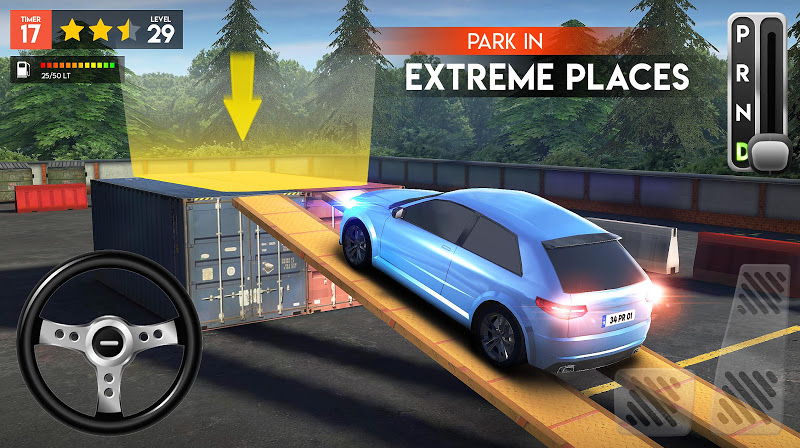 Free Download Car Parking Pro - Car Parking Game & Driving Game Cheat APK MOD