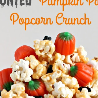 Haunted Pumpkin Patch Popcorn Crunch