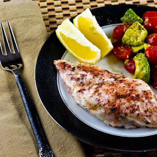 Easy Spice-Rubbed and Roasted Fish Fillets