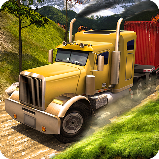 4x4 Logging Truck Real Driver Games (apk) free download for Android/PC/Windows