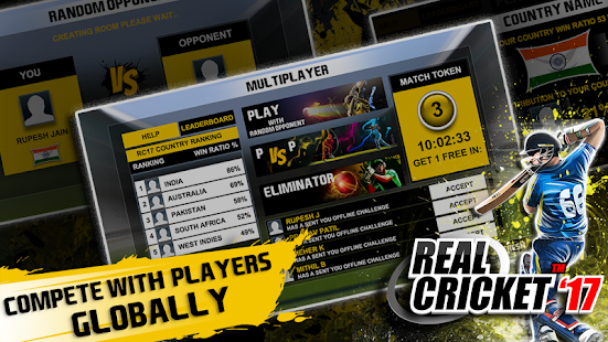 Real Cricket™ 17- screenshot thumbnail