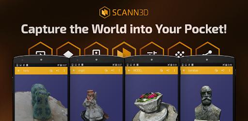 SCANN3D - Apps on Google Play