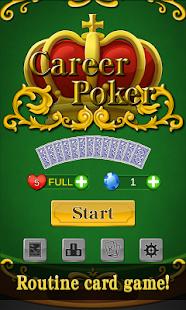 Career Poker - náhled