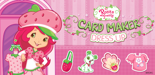 Rosita Fresita Card Maker Apps En Google Play