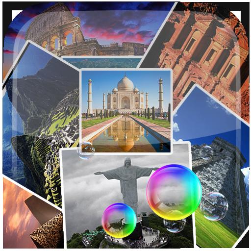 7 Wonders of the World LWP