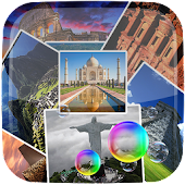7 Wonders Of The World LWP Android APK Download Free By Next Live Wallpapers