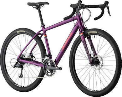 Salsa MY19 Journeyman Sora 650 Bike - Purple alternate image 0