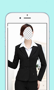 Business Women Suit - náhled
