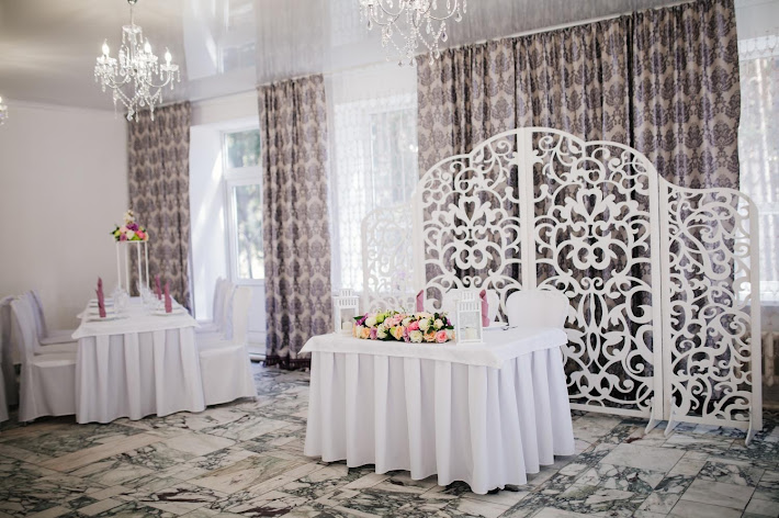 Фото №7 зала Банкетный зал «Серебро»