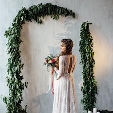 Wedding photographer Anastasiya Tokmakova (antokmakova). Photo of 24.09.2017