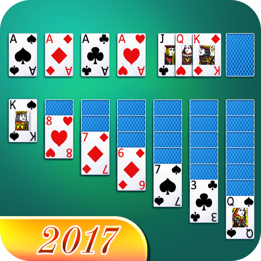 Solitaire 2017 - Card Games