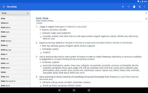 Dictionary - WordWeb screenshot 6