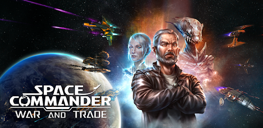Space Commander: War and Trade MOD APK | Unlimited Skill Points