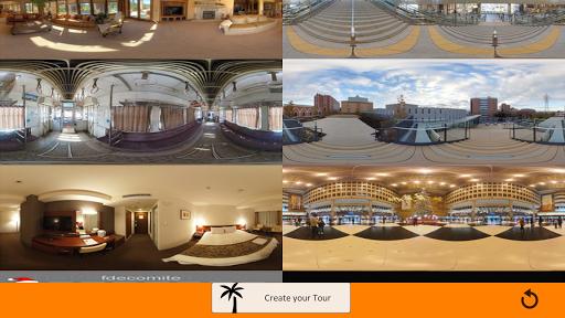 VR Tour Hub - Virtual Travel -