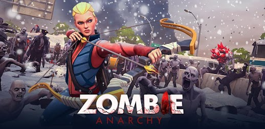 Zombie Anarchy: Survival Strategy Game APK
