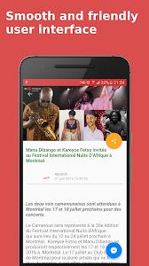 Tori Du Kwatt - Cameroun News screenshot 0