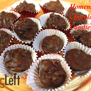 Valentine's Chocolate Candies