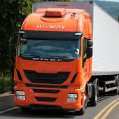 Wallpapers Iveco Stralis HiWay