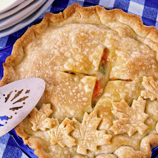 Homemade Chicken Pot Pie With Pie Crust Recipes